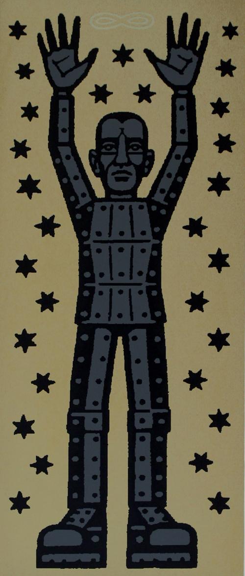 Pavel Brázda- Velký astronaut