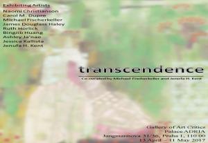TRANSCENDENCE - SOUČASNÁ AMERICKÁ MALBA